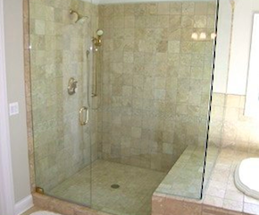 Glass Doors-Frameless Styles