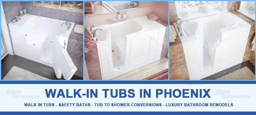 Walk In Tubs Phoenix