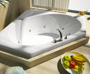Whirlpool Jetted Tubs