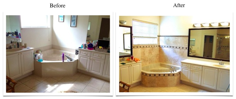 Allure Bath - Whole Bathroom Remodel