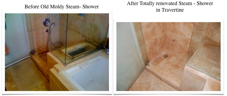 Travertine Transformation Bathroom Remodel-9
