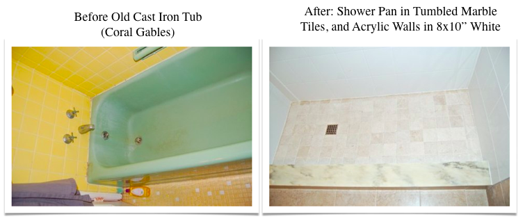 Tub-to-Shower Conversion -12