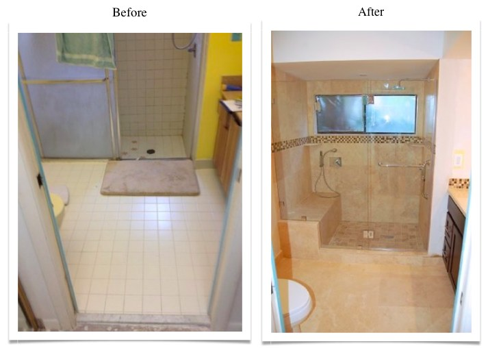 Whole Bath - Allure Bathroom Remodeling