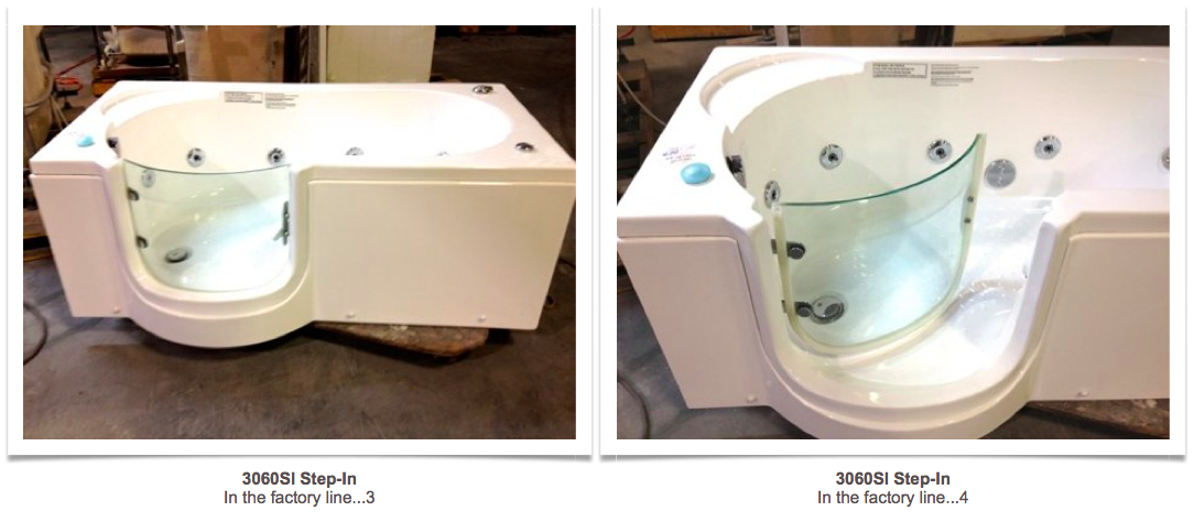 Walk-In-Tubs Before & After - Allure Bathroom Remodeling