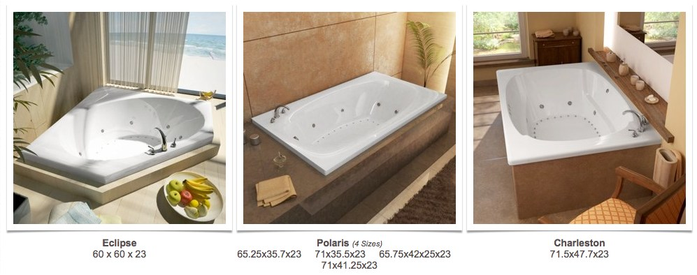 whirlpool and jetted tubs - Jetted Tubs