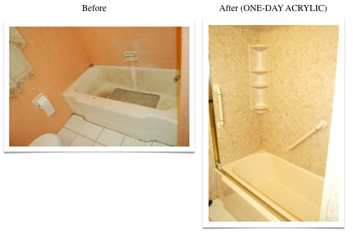 whole bath remodel