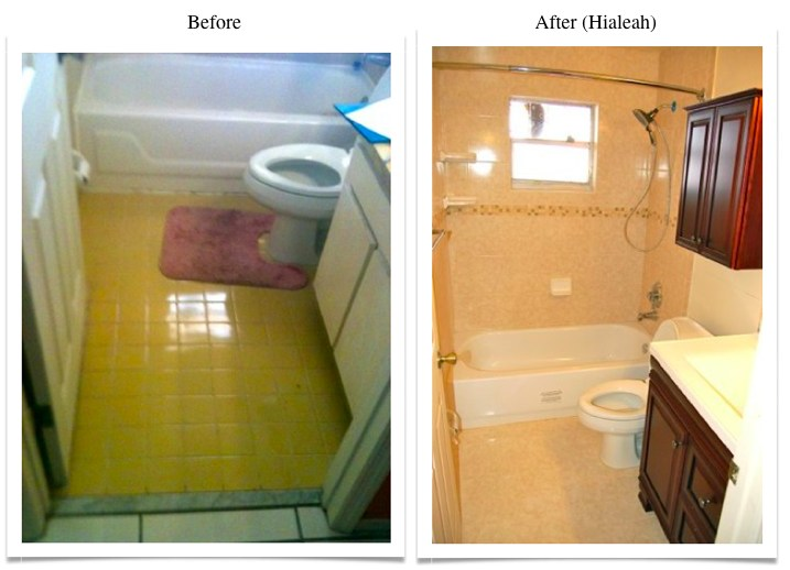 whole bath remodeling