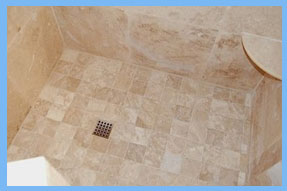 Safety Bathtub Tile Flooring