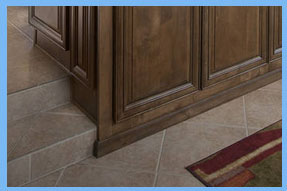 Remodeled Kitchen Tile Flooring Phoenix