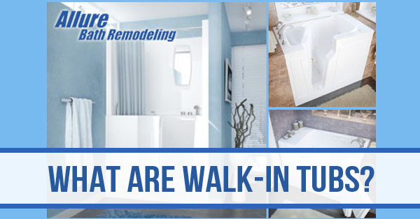 What Are Walk-In Tubs Explained