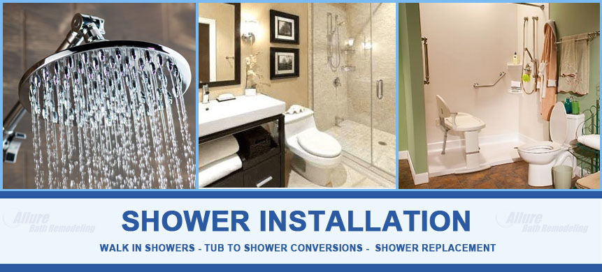Shower Installation & Replacement Glendale, AZ