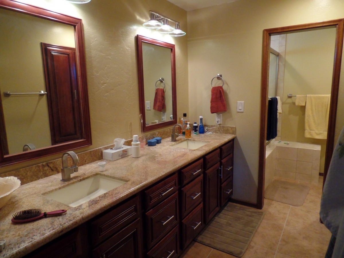 Custom Bathroom Vanities Phoenix | Design & Installation ...