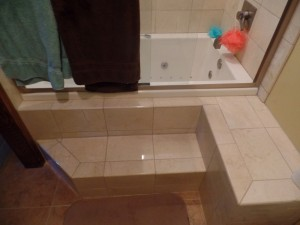 New Bathtub Coversion Glass Shower Enclosure Phoenix